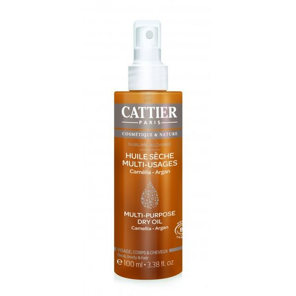 Cattier Multi-use Dry Oil Kuivaöljy 100 ml